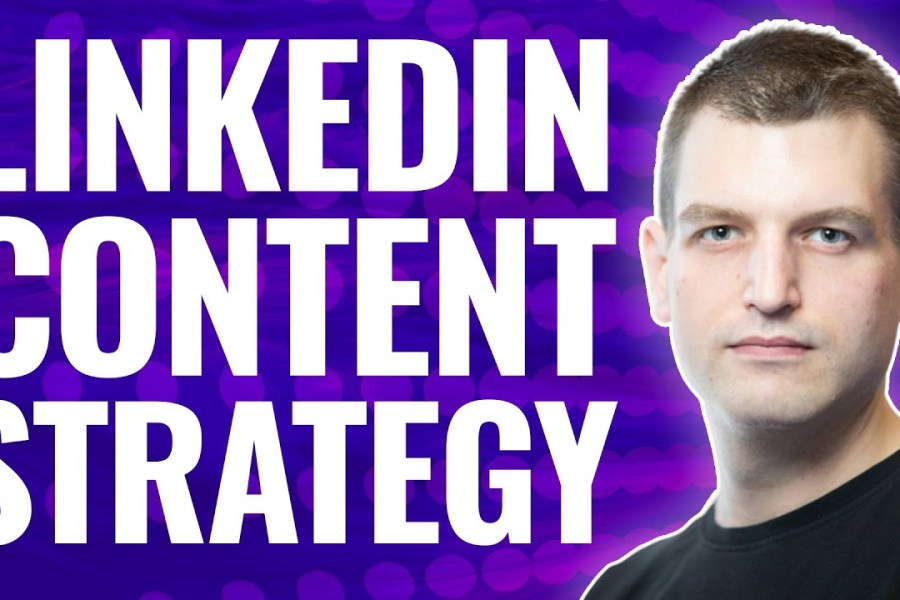 LinkedIn Content Marketing Strategy 2020 | Tim Queen