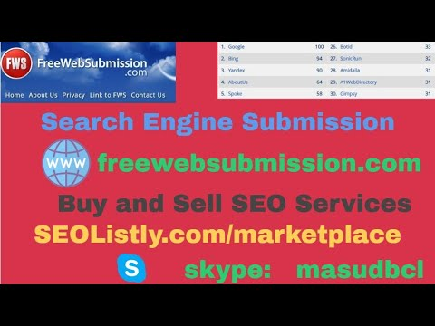 Search Engine Submission. Part 01. White Hat SEO. SES. Search Engine Marketing. SEO.