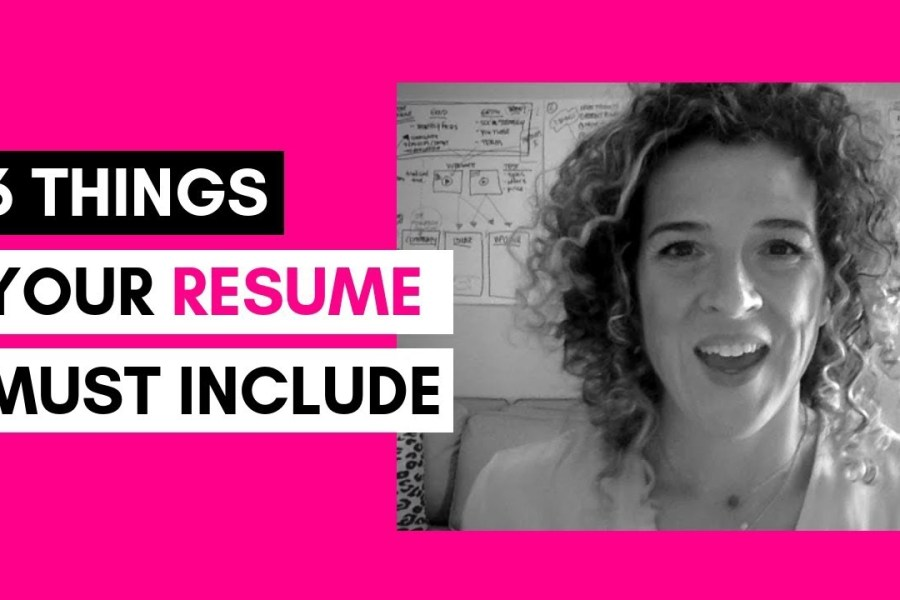 The UX of Your Resume: 6 things your resume must have | Sarah Doody, UX Designer
