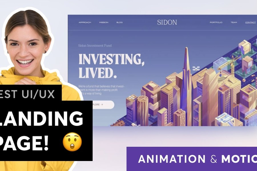 Top 10 App & Web Design Inspiration - what makes them great