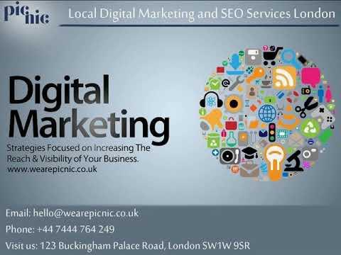 Best Digital Marketing Agency - London, UK