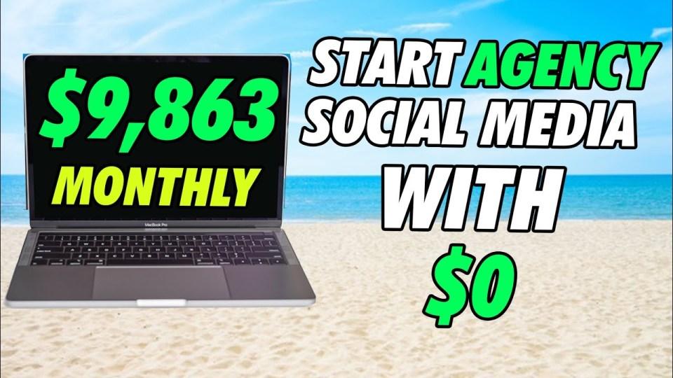 How to Start an INSTAGRAM MARKETING AGENCY - Social Media Marketing Agency business