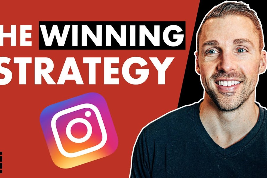 Marketing on Instagram: The Winning Strategy For Maximum Results | Adam Erhart