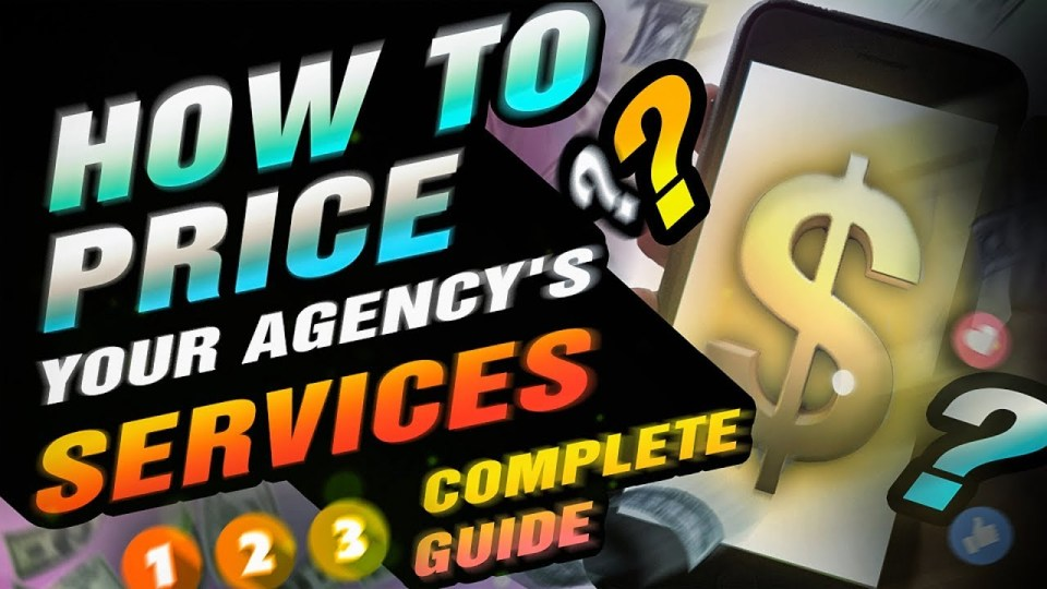 Pricing Digital Marketing Services for Your Agency in 2019 [COMPLETE GUIDE]
