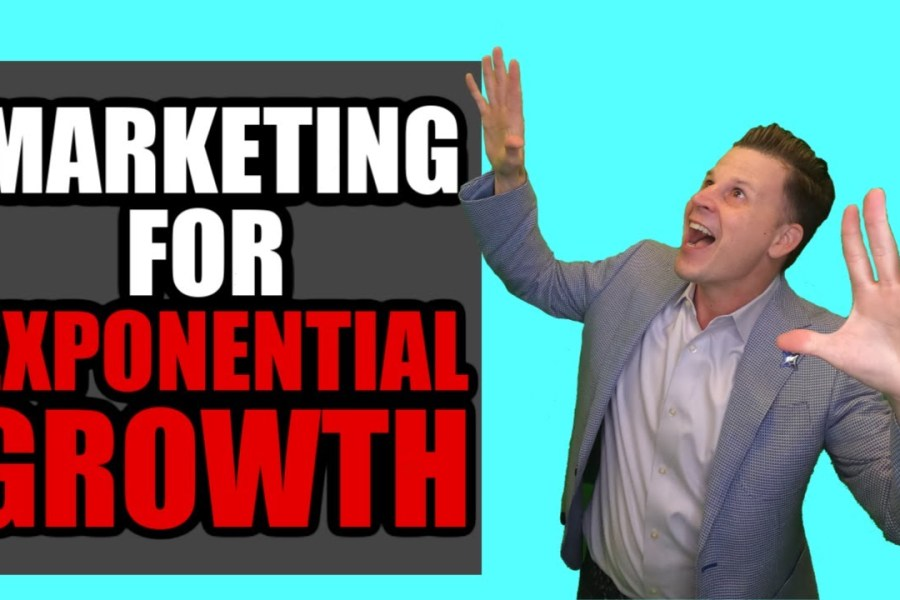 The Best Real Estate Marketing Strategy In 2020 (TIPS FOR EXPONENTIAL GROWTH)