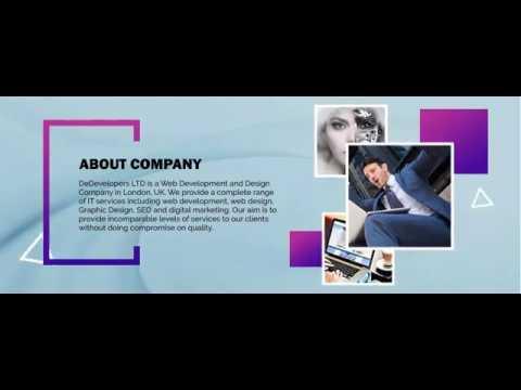 Web Development and Digital Marketing Agency in London - UK