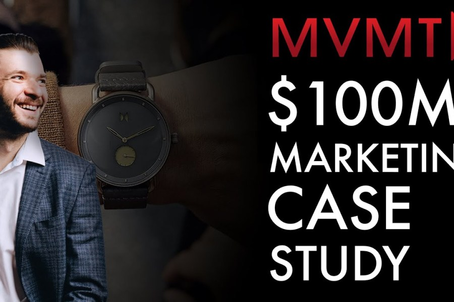 $100Mil Marketing Strategy with Facebook ads & Instagram Influencers | MVMT Case Study