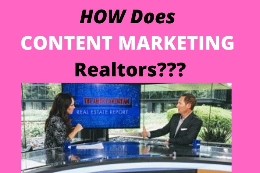 (2020) Real Estate Agent Content Marketing | How to create content that converts!