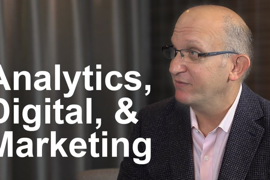 Analytics, Digital, and Marketing / Mike Kappitt / Marketing Strategy & Tactics