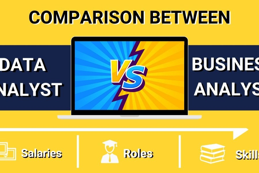 Data Analyst vs Business Analyst | Salaries | Roles | Comparison