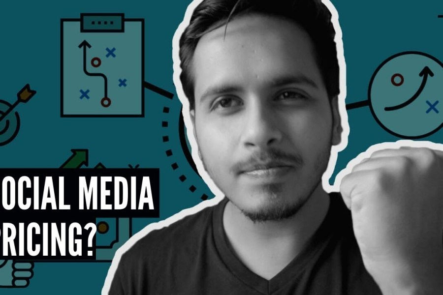 How To Charge Clients For Social Media Marketing - How To Price Your Services - Shivam Chhuneja