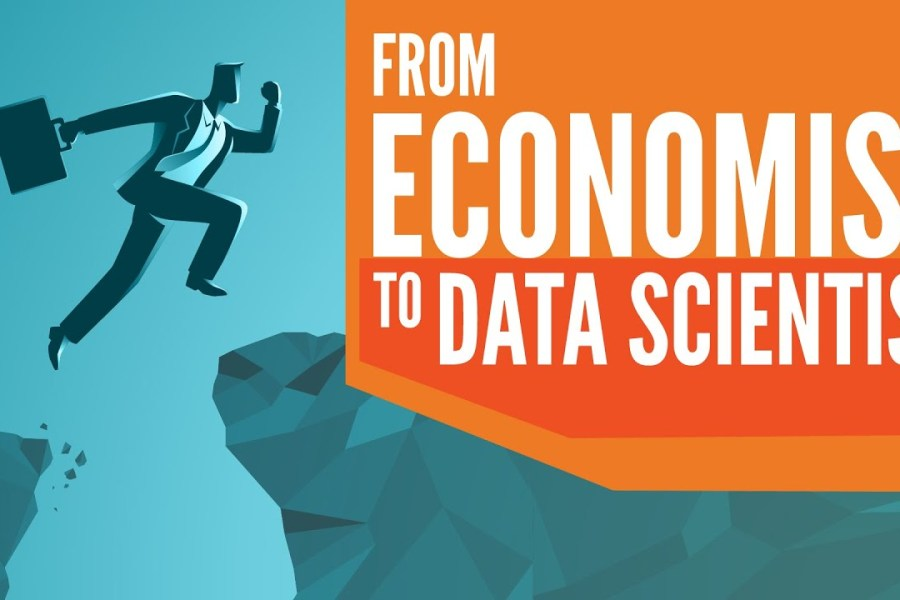 How to Transition Into Data Science: From Economics to Data Science
