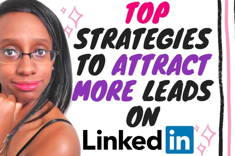 LinkedIn Content Strategy 2020 - Use my secret posting tactics to attract prospects on LinkedIn