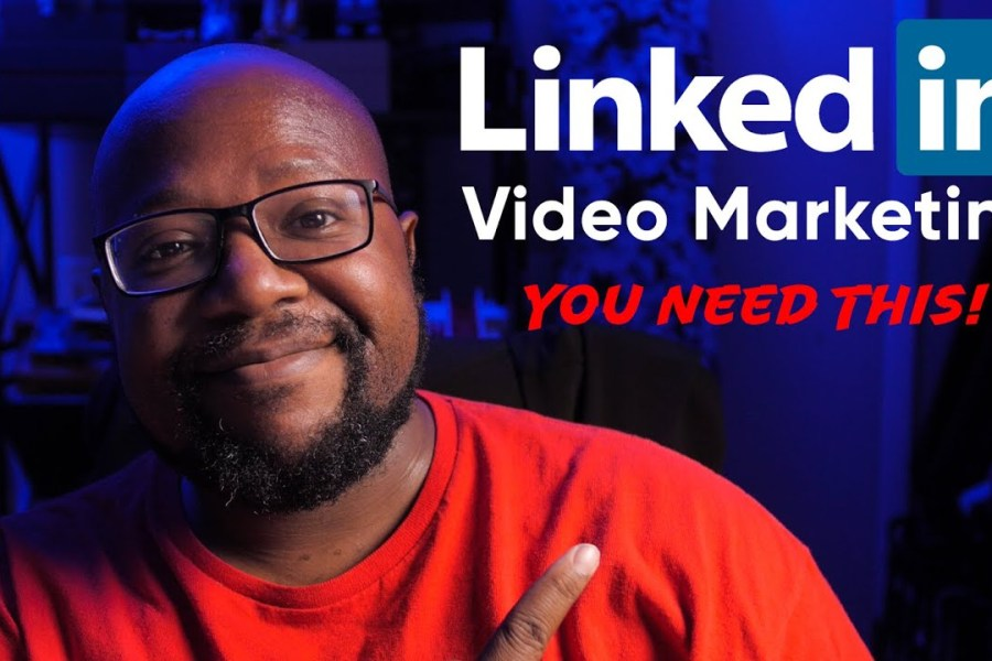 LinkedIn Video Marketing: Business Owners Need This!!! | 2020 Marketing Strategy