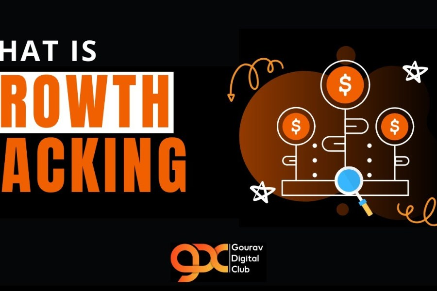 What is Growth Hacking: Data Driven Marketing | Growth Hacking Explained | Digital marketing | GDC |