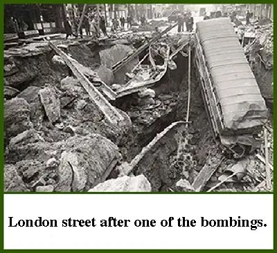 London Blitz, Personal Growth, Growth Resources Online
