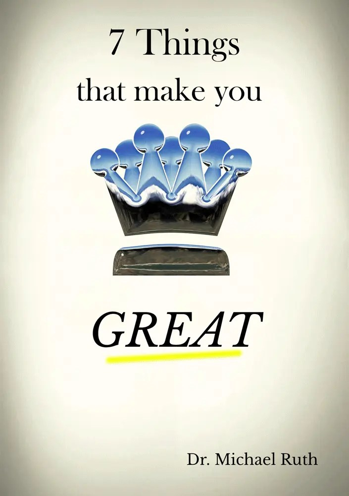 7 Things That Make You Great
