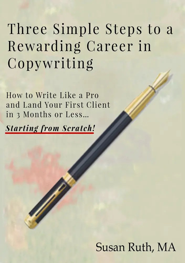 Copywriting, Copywriting Course, Learn Copywriting at home, Growth Resources Online, Life Coach, Personal Growth, Dr Michael Ruth, Susan Ruth