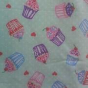 Cupcakes Clarabugs Wet Bag