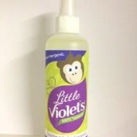 Little Violets Baby Cleanser
