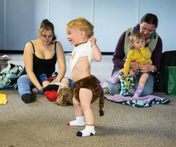 Great Cloth Diaper Change Newcastle