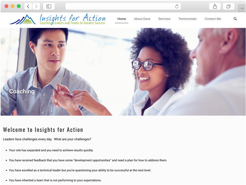 Insights 4 Action client image