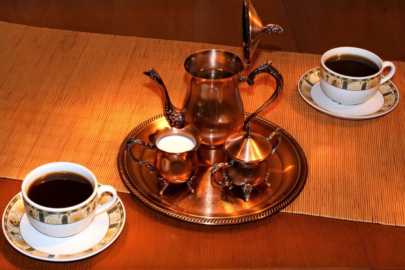 Articulate:  Coffee Anyone?
