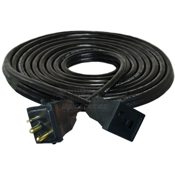 Lamp Extension Cord 10 Ft - 14 Gauge