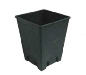 Vaso quadrato 15x15x20