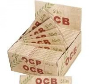 OCB Slim Canapa Biologica Ks