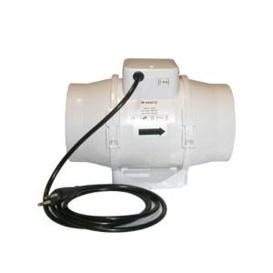 Estrattore TT 125 mm Cablato