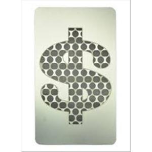 Grinder Card Dollaro