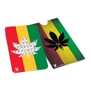 Grinder Card Leaf
