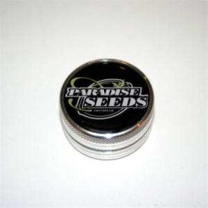 Paradise Seeds Grinder Alluminio logo 50 mm 2