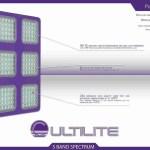CULTILITE LED 450 W