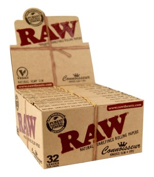 RAW Cannoisseur King Size Filtri 24