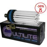 CFL 300 W GROW CULTILITE BLACK