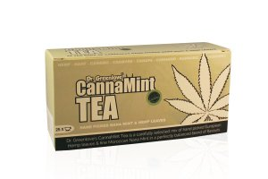 CannaMint Hemp Bud Tea