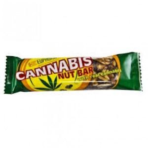 Barretta Enrgetica Euphoria Canna Nut Bar 35gr