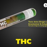 EZ-Test for THC Hash Marihuana 1