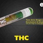 EZ-Test for THC Hash Marihuana 1