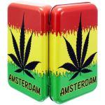 Contenitore in Latta Rasta Amsterdam