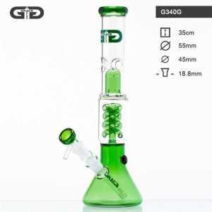 Green Beaker GG Bong