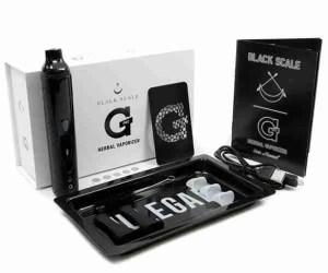 G Pro Black Scale