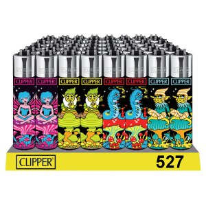 Clipper TRIPPY ELVES