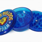 The Bulldog Grinder Plastica Trasparente 3 parti