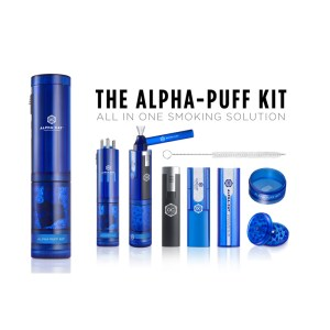 The Alpha Puff Kit