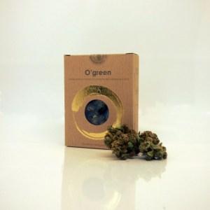 O' green Infiorescenza di Canapa Sativa 3g