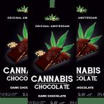 CANNABIS CHOCOLATE DARK