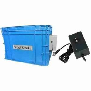 SECRET BOX POLLINATOR Setaccio A Secco Con Regolatore Di Velocità